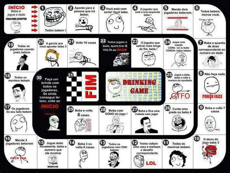 Drinking Game Meme - funbox ludolocadora jogo pra beber
