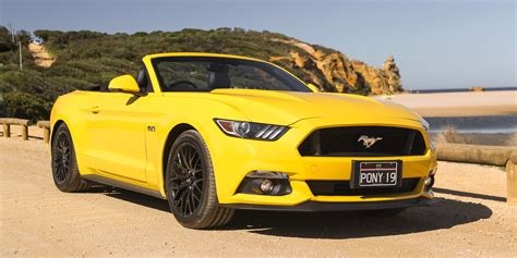2016 Mustang Gt by 2016 Ford Mustang Gt Convertible Weekender Photos