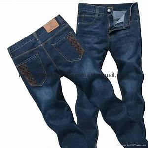 LV jeans louis vuitton jeans whoolesale men jeans !!on sale !!! (China Trading Company) - Jeans ...