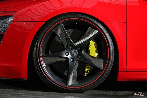 Sport Wheels Audi R8 V10 Spyder