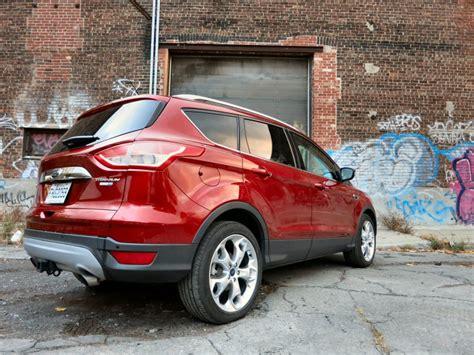 2014 Ford Escape 2.0 Titanium Compact Suv Review