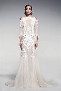 the most flattering sheath wedding dresses modwedding With flattering wedding dresses