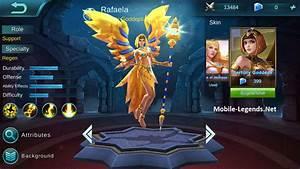 Mobile Legends Rafaela Basics And Fun Builds Guide
