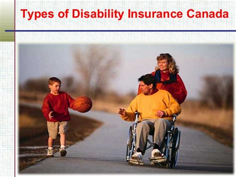 Types Of Disability Insurance Canada