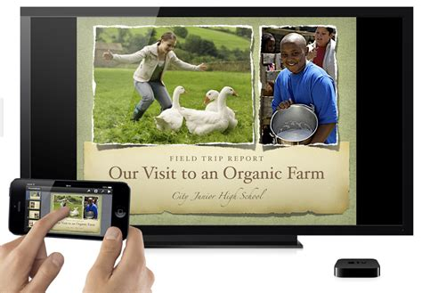 mirror iphone to tv mirror your iphones screen to an apple tv using airplay