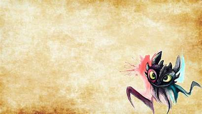 Wallpapers Toothless Draw Backgrounds Desktop Dragon Toothess