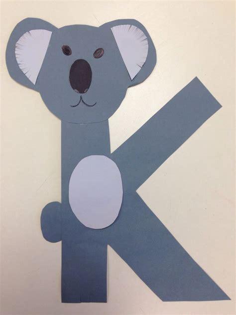 letter k crafts preschool and kindergarten 471 | letter k crafts for kindergarten