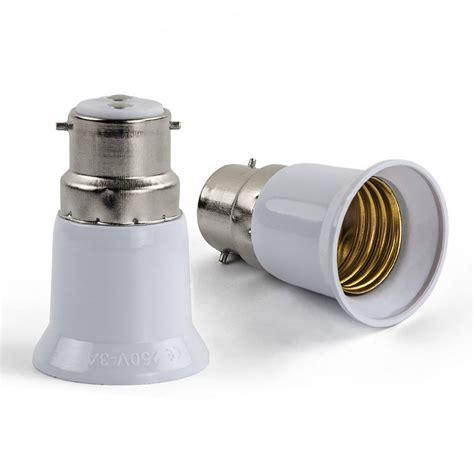 Awelight B22 To E27 E26 Light Socket Adapter Converter