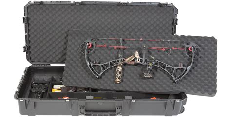 iseries  ultimate singledouble bow case parallel