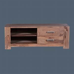 Lowboard Holz : massives lowboard aus nachhaltigem sheesham holz ~ Pilothousefishingboats.com Haus und Dekorationen