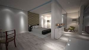 Deco Chambre Parentale : stunning suite parentale design gallery awesome interior home satellite ~ Preciouscoupons.com Idées de Décoration