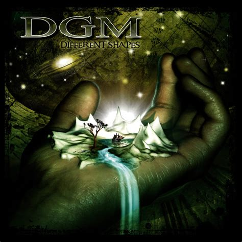 DGM - Different Shapes | Releases, Reviews, Credits | Discogs