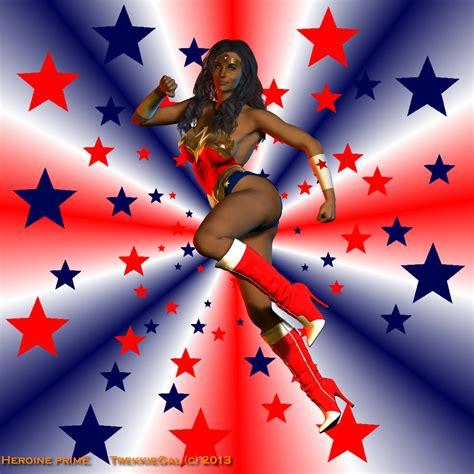 Wonder Woman Splash By Trekkiegal On Deviantart