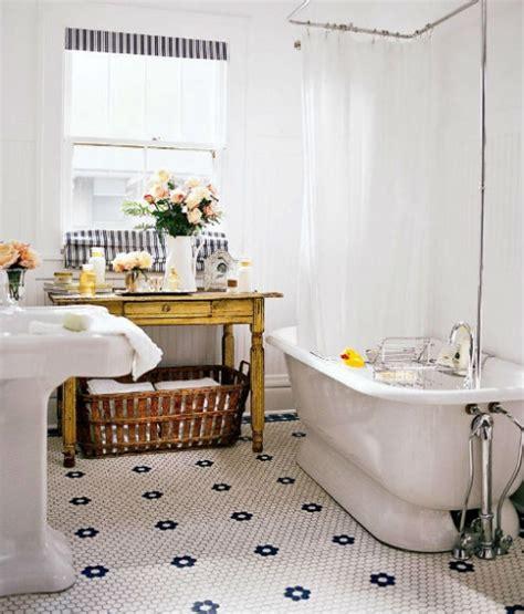 decorer une salle de bain vintage vintage bathroom