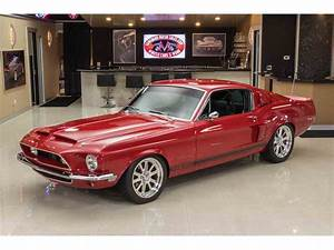 1968 Ford Mustang Fastback Shelby GT500 Recreation for Sale | ClassicCars.com | CC-950373