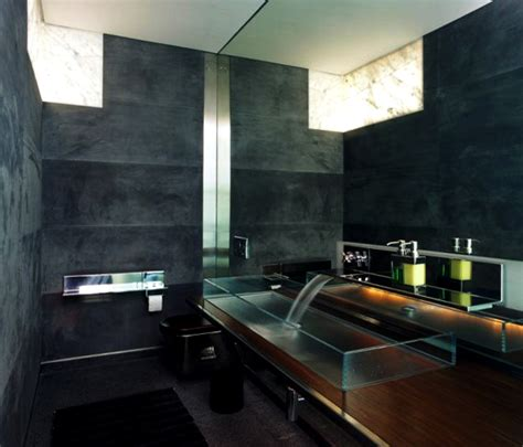 stunning industrial bathroom design ideas