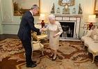 Queen Elizabeth II, Jens Stoltenberg - Queen Elizabeth II ...