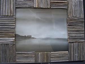 Cadre Bois 50x70 : cadre 50x70 photo de b cadre mural creative bois ~ Teatrodelosmanantiales.com Idées de Décoration
