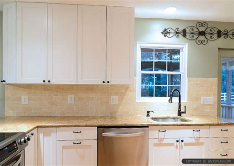 glass tile backsplash ideas travertine tile backsplash photos ideas