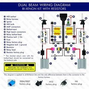 9007 Wiring Diagram