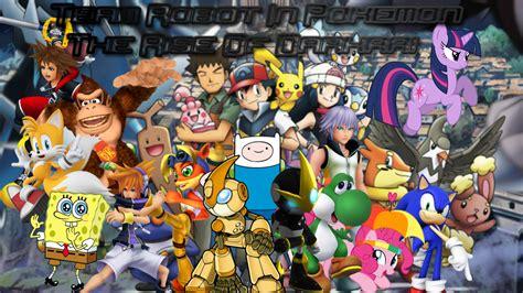 Team Robot In Pokemon The Rise Of Darkrai - Pooh's ...