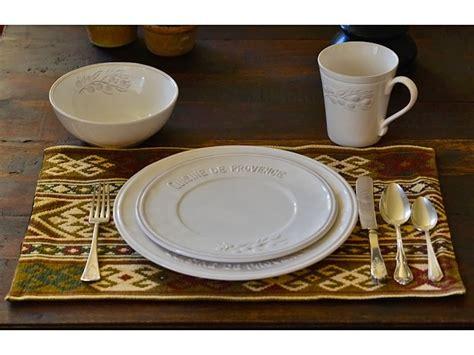 cuisine provence cuisine de provence dinnerware set the city farm