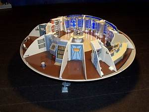 Scale Model Of The Jupiter 2 Spacecraft  From The Irwin Allen Tv Series Lost In Space