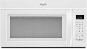 Whirlpool Wmh32519cw 1 9 Cu  Ft  Over
