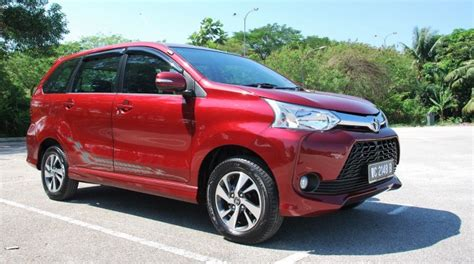 Avanza Modified Malaysia by Toyota Avanza 1 5s Test Drive Review Autoworld My