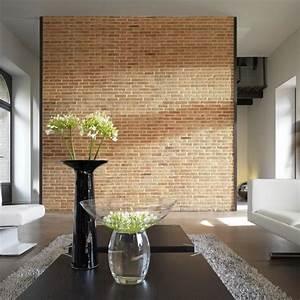 Mur De Pierre Intérieur Prix : brique parement mural en briques de pierre reconstitu e ~ Premium-room.com Idées de Décoration