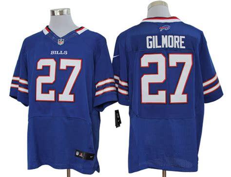 Size 60 4xl-stephon Gilmore Buffalo Bills #27 Royal Blue