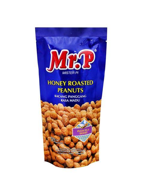 mr p kacang kulit 200g mr p kacang madu pch 80g klikindomaret