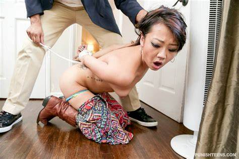 Angry Pornstar Punish Her Dad Girl Miko Dai Lets Slow Stuffed And Choked By Her Angry