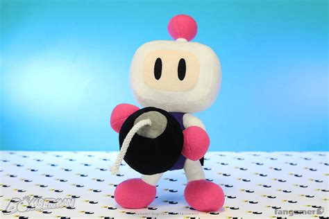 plant explosive cuteness   bomberman plush toy