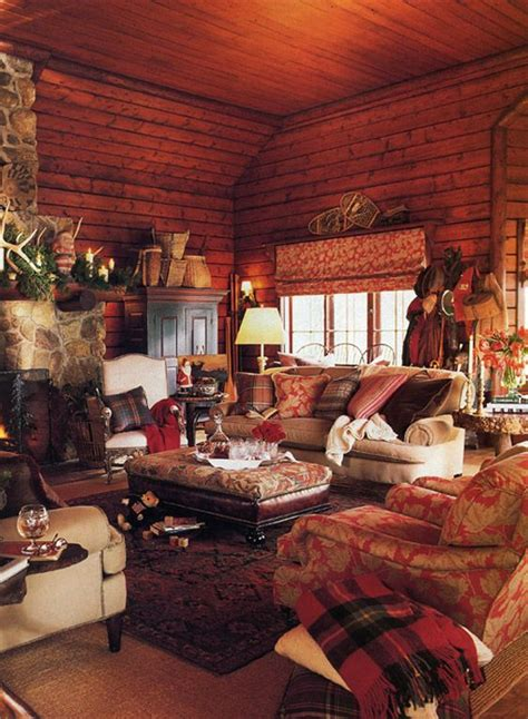 steed hale ralph lauren great camp cabin interior