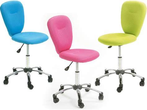 chaise de bureau fille chaise de bureau pour fille visuel 2