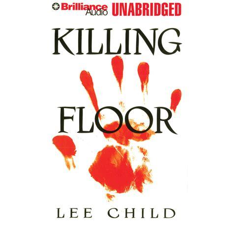 killing floor audiobook  lee child read  dick