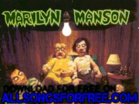 marilyn manson dogma portrait   american family
