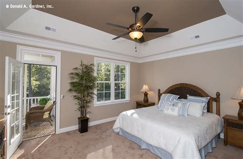 bedroom ceiling color ideas a tray ceiling frames this master bedroom the lennon 14180