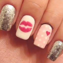 Cast a love spell on your nails with cute nail art ideas