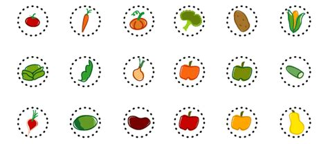 Plant Markers Free Pattern Download