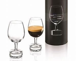 Verre à Café : verre a pied nespresso ~ Teatrodelosmanantiales.com Idées de Décoration