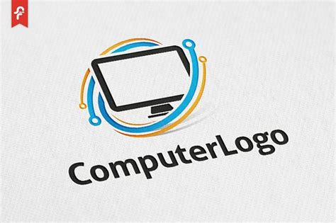 Computer Logo  Logo Templates  Creative Market. Ancient Greek Signs Of Stroke. Heart Attacks Signs. Elvis Stickers. Hunting Scene Decals. Personal Logo. Symptoms Infographic Signs. Washington Signs Of Stroke. F150 Fender Decals