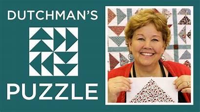 Quilt Puzzle Jenny Dutchman Tutorials Tutorial Star