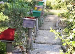 Kinderspielplatz Für Garten : f hlweg weg der sinne an einem kinder bauernhof ideen ~ Michelbontemps.com Haus und Dekorationen