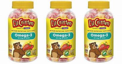 Vitamins Critter Critters Gummy Coupon Lil Printable
