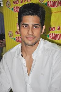 Siddharth Malhotra at film STUDENT OF THE YEAR promotions ...