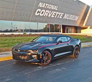 2016 Chevy Camaro Ss1 Test Drive