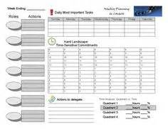 franklin covey weekly planner template planner lists