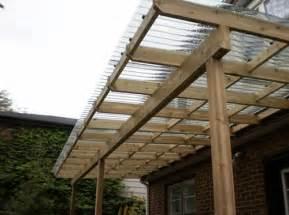 Pergola Designs Covered Roof